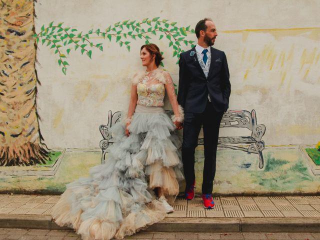 La boda de Edu y Ana en San Cristóbal de La Laguna, Santa Cruz de Tenerife 2