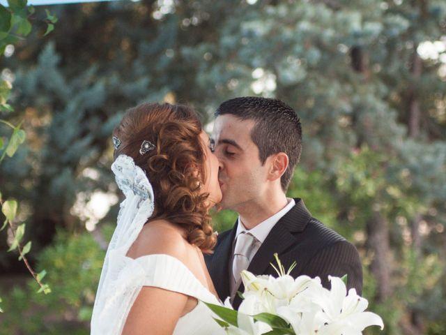 La boda de Jesús y Isa en Badajoz, Badajoz 1