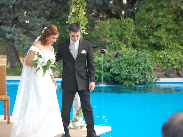 La boda de Jesús y Isa en Badajoz, Badajoz 7