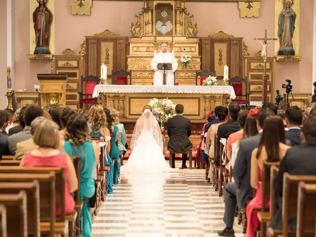 La boda de Jose y Ester en Madrid, Madrid 27