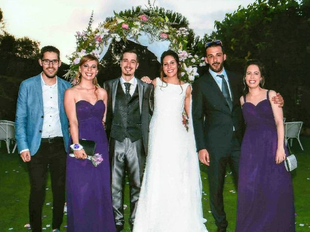 La boda de Jonatan  y Sandra  en Badalona, Barcelona 3