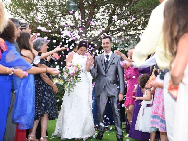 La boda de Jonatan  y Sandra  en Badalona, Barcelona 2