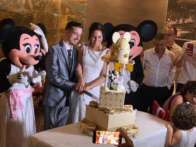 La boda de Jonatan  y Sandra  en Badalona, Barcelona 16