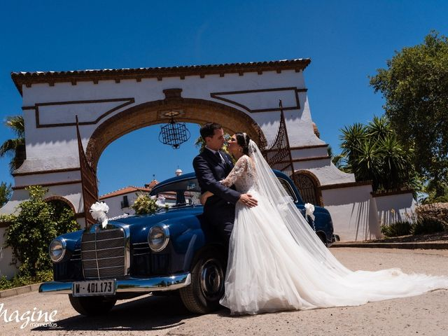 La boda de Alicia y Agustín en Zafra, Badajoz 2