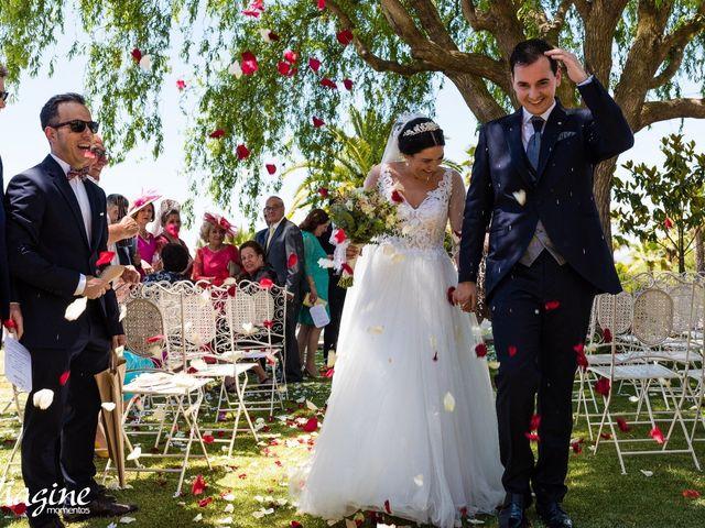 La boda de Alicia y Agustín en Zafra, Badajoz 4