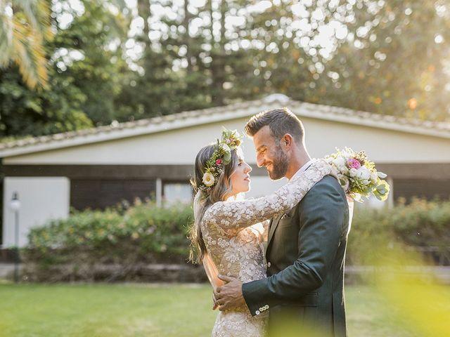 La boda de Megan y Roderic