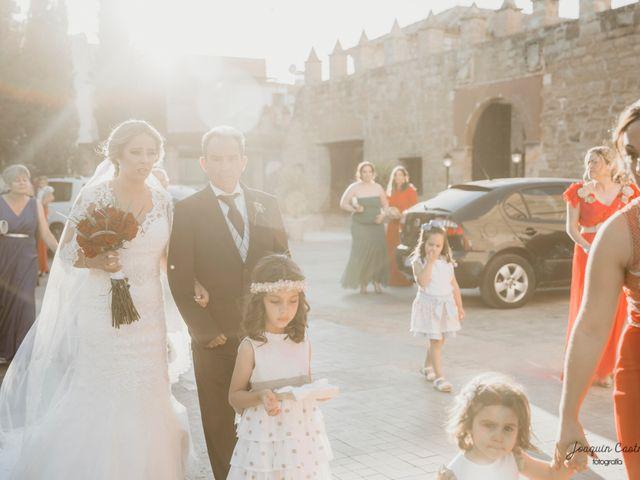 La boda de Óscar y María del Mar en Mengibar, Jaén 34