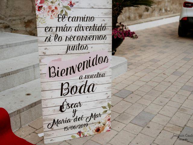 La boda de Óscar y María del Mar en Mengibar, Jaén 35