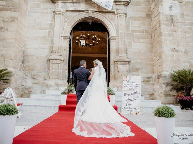 La boda de Óscar y María del Mar en Mengibar, Jaén 36