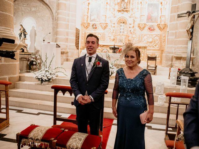La boda de Óscar y María del Mar en Mengibar, Jaén 37
