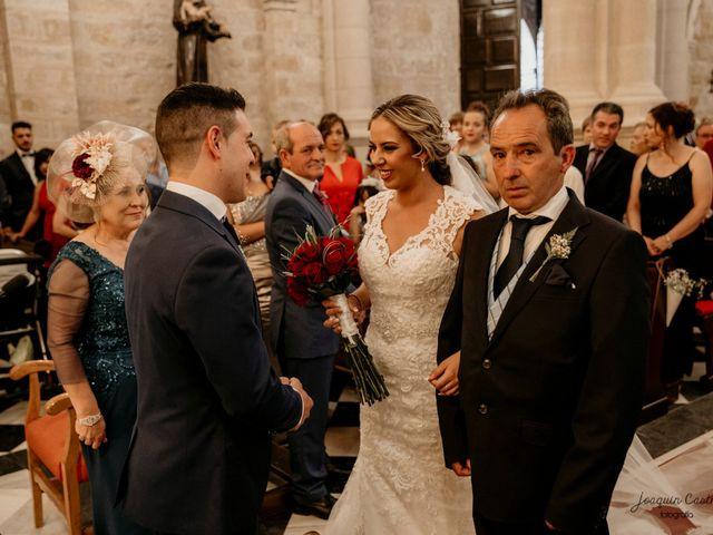 La boda de Óscar y María del Mar en Mengibar, Jaén 38