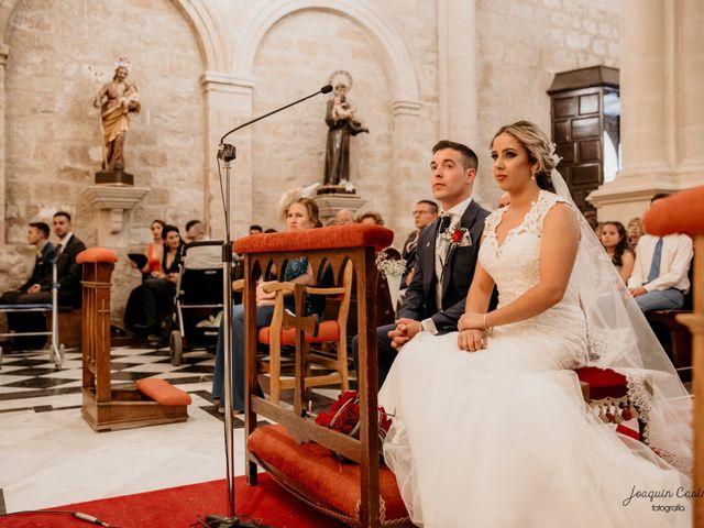 La boda de Óscar y María del Mar en Mengibar, Jaén 40