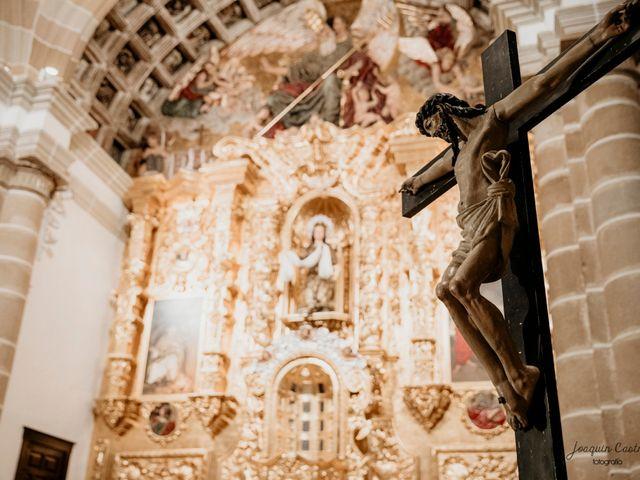 La boda de Óscar y María del Mar en Mengibar, Jaén 41