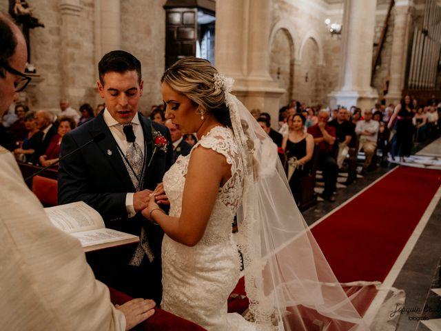 La boda de Óscar y María del Mar en Mengibar, Jaén 43