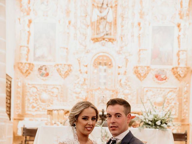 La boda de Óscar y María del Mar en Mengibar, Jaén 45