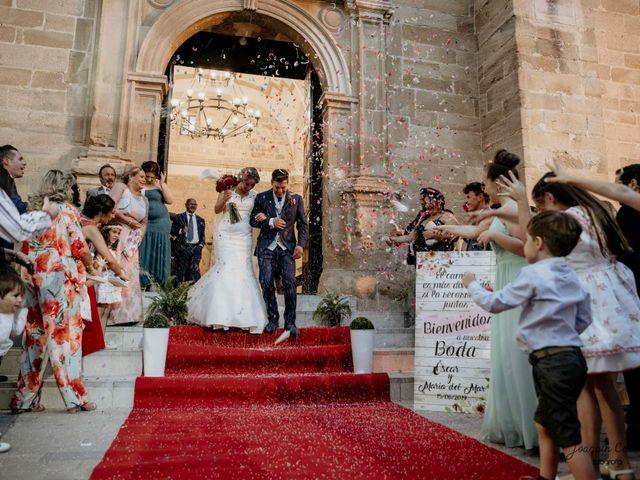 La boda de Óscar y María del Mar en Mengibar, Jaén 46