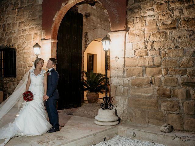 La boda de Óscar y María del Mar en Mengibar, Jaén 47