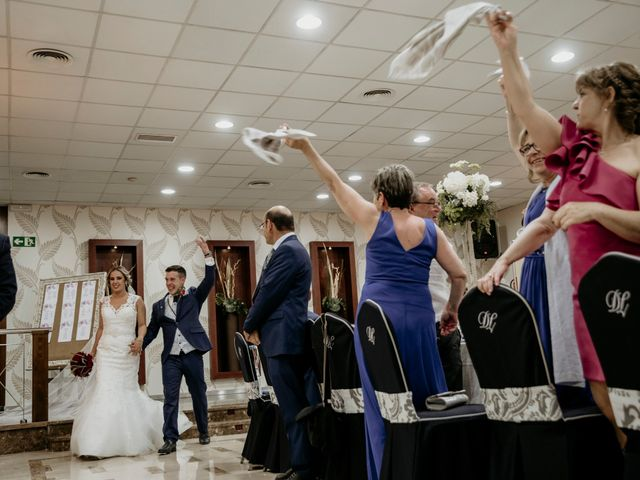 La boda de Óscar y María del Mar en Mengibar, Jaén 54