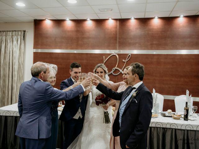 La boda de Óscar y María del Mar en Mengibar, Jaén 56