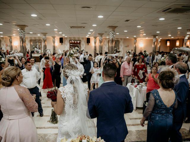 La boda de Óscar y María del Mar en Mengibar, Jaén 57
