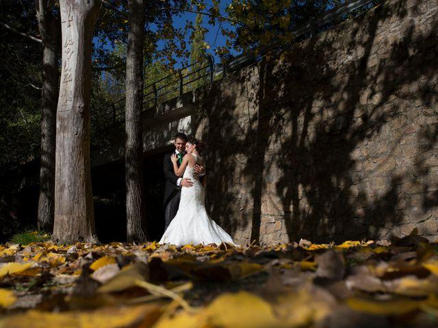 La boda de Íñigo y Ana
