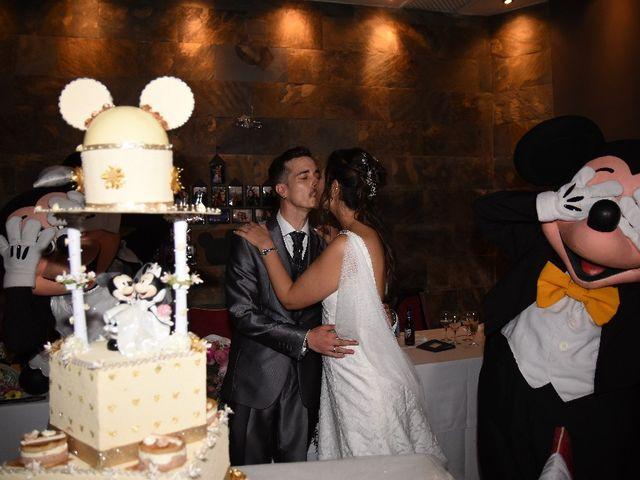 La boda de Jonatan  y Sandra  en Badalona, Barcelona 19