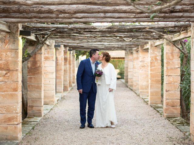 La boda de Carlos y Mayca en Porto Cristo Novo, Islas Baleares 24