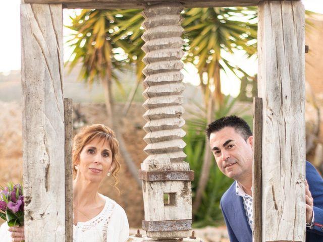 La boda de Carlos y Mayca en Porto Cristo Novo, Islas Baleares 25