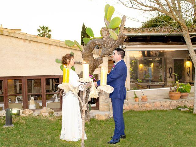 La boda de Carlos y Mayca en Porto Cristo Novo, Islas Baleares 26