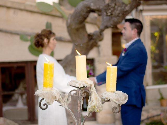 La boda de Carlos y Mayca en Porto Cristo Novo, Islas Baleares 28