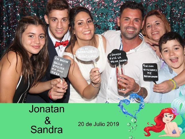 La boda de Jonatan  y Sandra  en Badalona, Barcelona 22