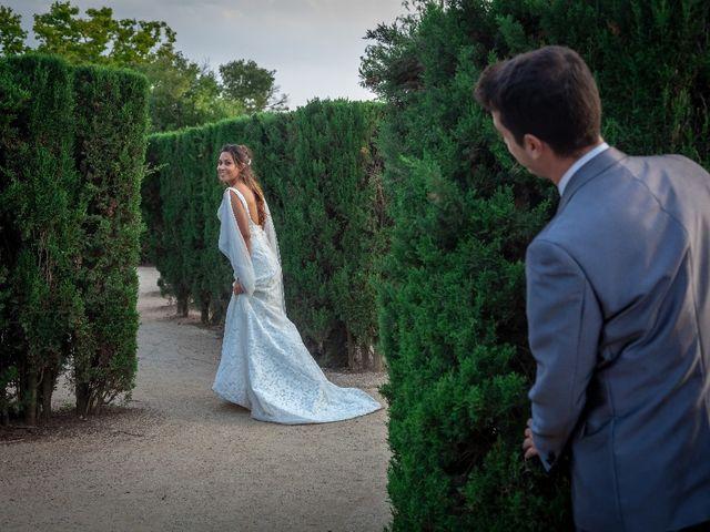 La boda de Jonatan  y Sandra  en Badalona, Barcelona 23