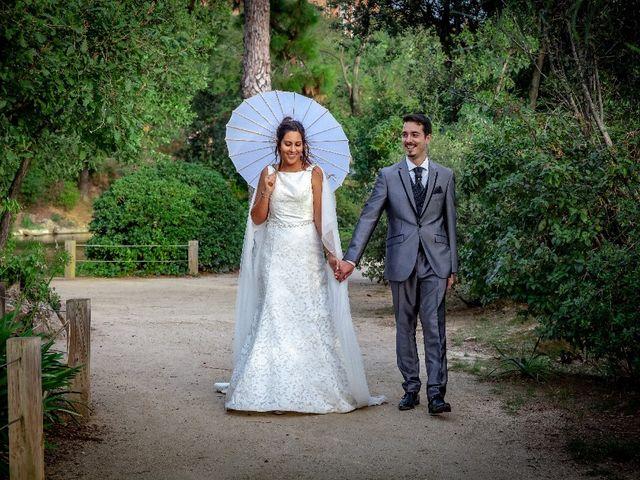 La boda de Jonatan  y Sandra  en Badalona, Barcelona 24