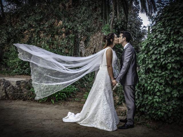 La boda de Jonatan  y Sandra  en Badalona, Barcelona 26
