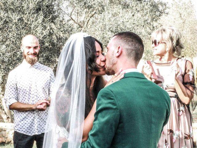 La boda de Dennys y Amanda en Lluchmajor, Islas Baleares 15