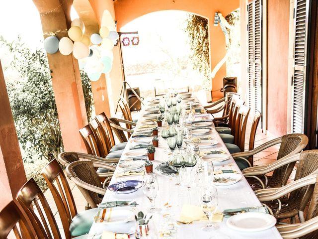 La boda de Dennys y Amanda en Lluchmajor, Islas Baleares 7