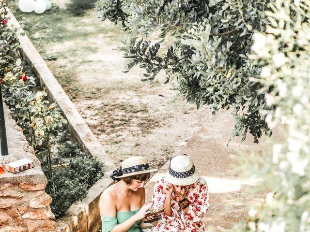 La boda de Dennys y Amanda en Lluchmajor, Islas Baleares 11