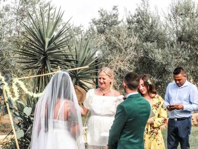 La boda de Dennys y Amanda en Lluchmajor, Islas Baleares 12
