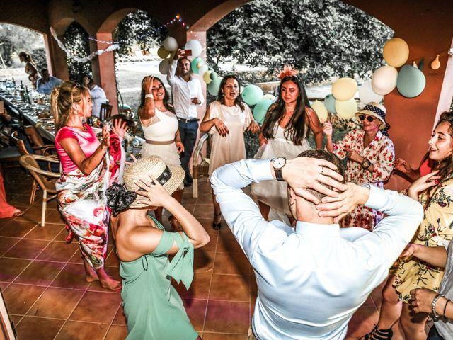La boda de Dennys y Amanda en Lluchmajor, Islas Baleares 18