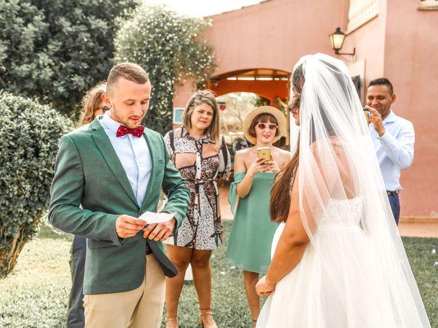 La boda de Dennys y Amanda en Lluchmajor, Islas Baleares 20