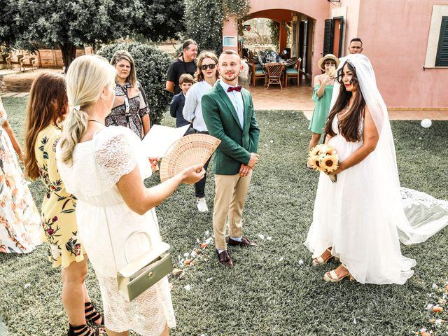 La boda de Amanda y Dennys