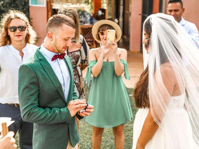 La boda de Dennys y Amanda en Lluchmajor, Islas Baleares 23
