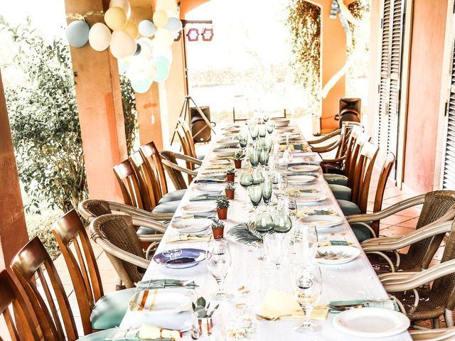 La boda de Dennys y Amanda en Lluchmajor, Islas Baleares 26