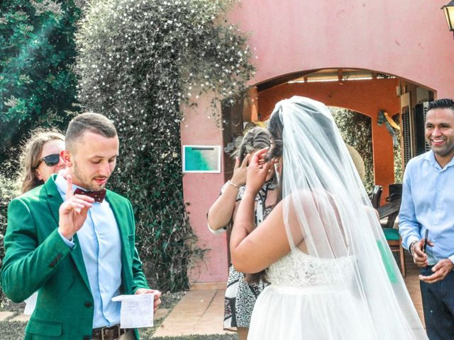 La boda de Dennys y Amanda en Lluchmajor, Islas Baleares 28