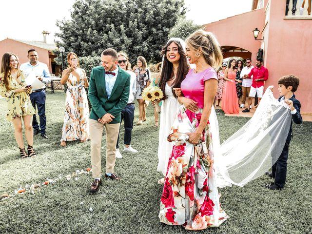 La boda de Dennys y Amanda en Lluchmajor, Islas Baleares 30