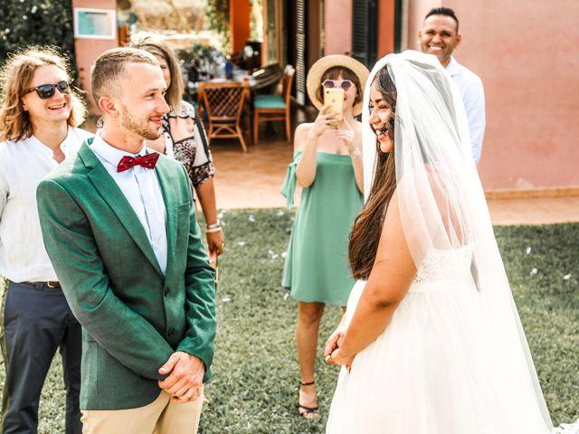 La boda de Dennys y Amanda en Lluchmajor, Islas Baleares 4