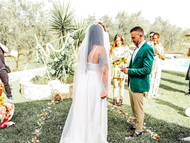 La boda de Dennys y Amanda en Lluchmajor, Islas Baleares 36