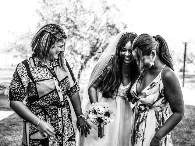 La boda de Dennys y Amanda en Lluchmajor, Islas Baleares 40