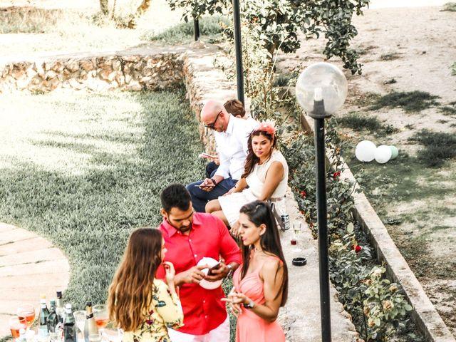 La boda de Dennys y Amanda en Lluchmajor, Islas Baleares 41
