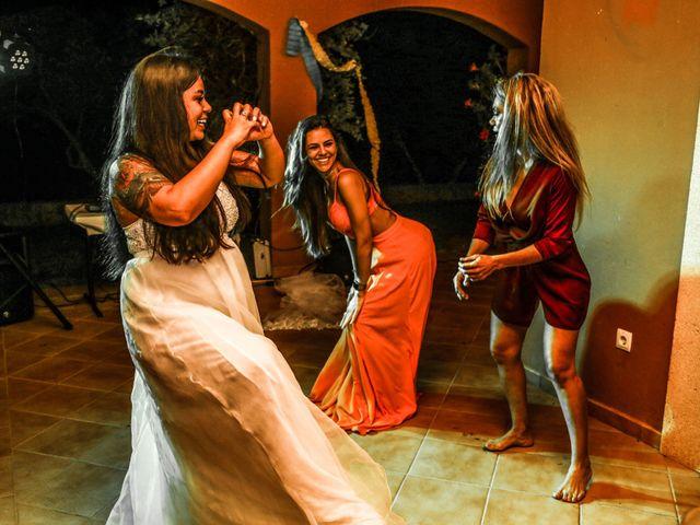 La boda de Dennys y Amanda en Lluchmajor, Islas Baleares 46